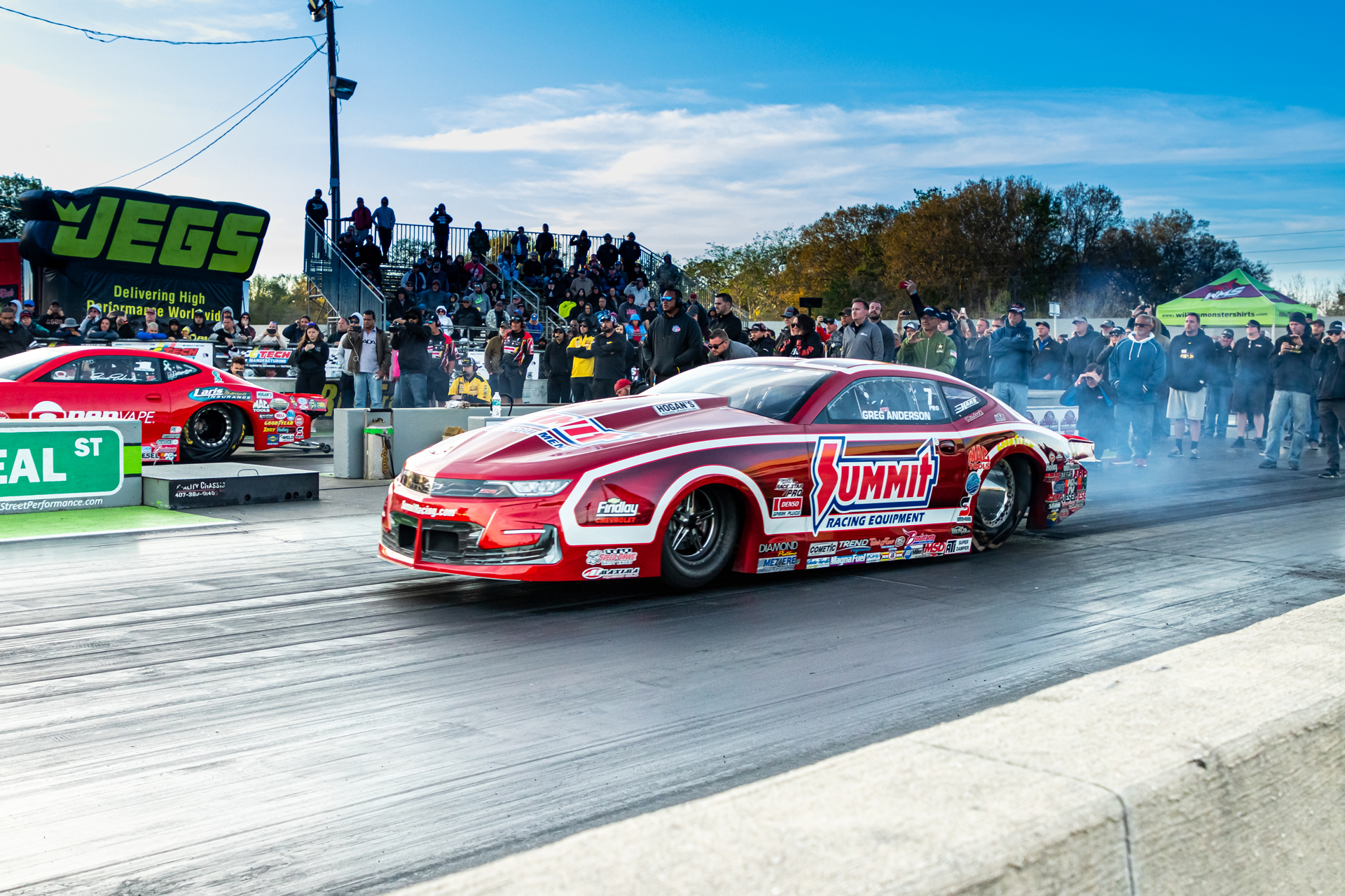 Second Annual CTech World Doorslammer Nationals Set for March 5-7, 2021 at Orlando Speed World Dragway; Multi-Year Title-Rights Agreement Reached