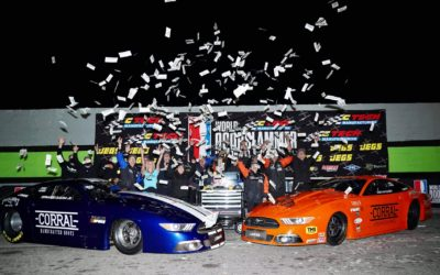 Fernando Cuadra Jr. Claims $75,000 Pro Stock Win in Memorable All-Cuadra Brothers Final at CTECH World Doorslammer Nationals