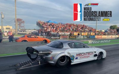 """Eight-Car Shootouts in Modified Pro Compact and """"Old School"""" Import Class Added to CTECH World Doorslammer Nationals presented by JEGS"""